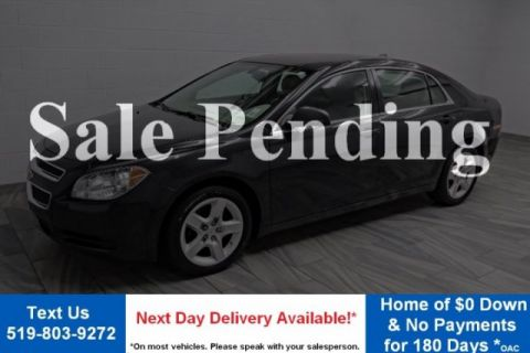 Certified Pre-Owned 2012 Chevrolet Malibu LS w/ POWER PACKAGE! KEYLESS ENTRY! AIR CONDITIONING! AUTOMATIC! FWD 4dr Car