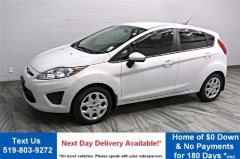 Certified Pre-Owned 2013 Ford Fiesta SE HATCHBACK HEATED SEATS! POWER PACKAGE! AIR CONDITIONING! FWD Hatchback