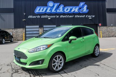 Certified Pre-Owned 2014 Ford Fiesta SE $50/WK, 4.74% ZERO DOWN! HATCHBACK! SUNROOF! SYNC! POWER PACKAGE! KEYLESS ENTRY! CRUISE CONTROL! FWD Hatchback