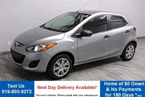Certified Pre-Owned 2011 Mazda2 GX w/ 50,000KM! POWER PACKAGE! AIR CONDITIONING! FWD Hatchback
