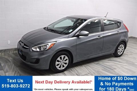 Pre-Owned 2016 Hyundai Accent HATCHBACK! HEATED SEATS! BLUETOOTH! STEERING RADIO CONTROLS! POWER PACKAGE! CRUISE CONTROL! FWD Hatchback