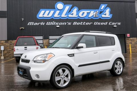Certified Pre-Owned 2010 Kia Soul $57/WK,  6.24% ZERO DOWN! SUNROOF! HEATED SEATS! STEERING RADIO CONTROLS! POWER PACKAGE! FWD Hatchback