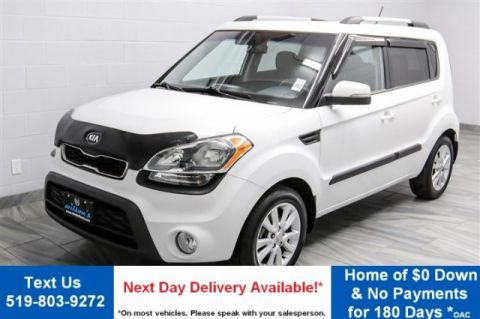 Pre-Owned 2013 Kia Soul '2u'HEATED SEATS! ALLOYS! CRUISE CONTROL! POWER PACKAGE! BLUETOOTH! FWD Hatchback