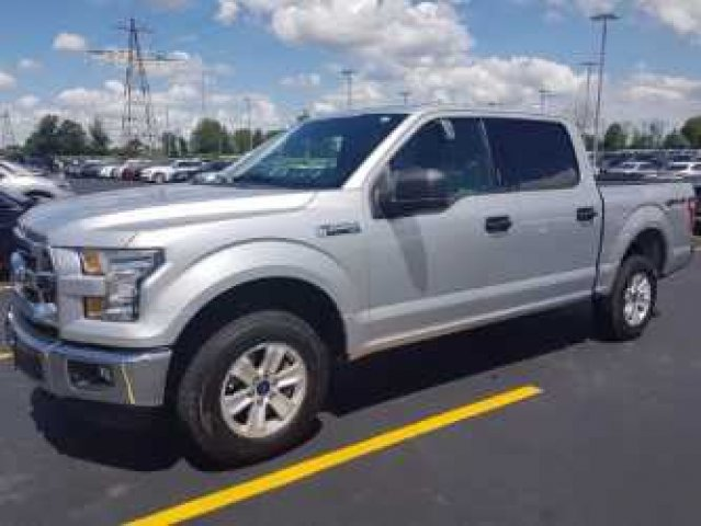 Certified Pre-Owned 2016 Ford F-150 XLT 4X4 5.0L V8 SHORT BOX! REAR CAMERA! TRAILER+TOW PACKAGE! $122/WK, 5.49% ZERO DOWN!