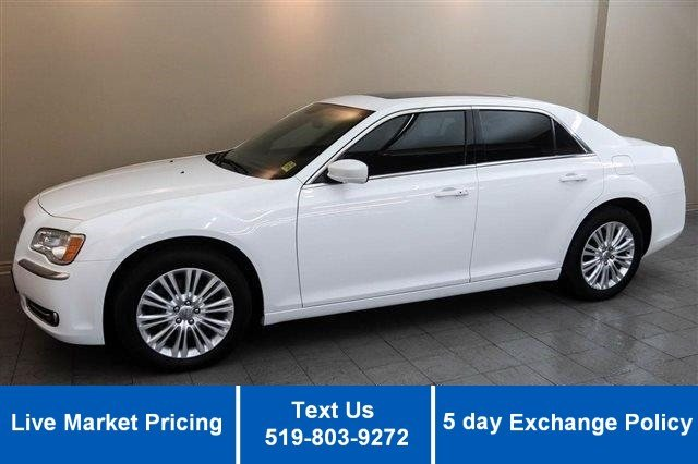 Certified Used Chrysler 300 AWD TOURING! HEATED LEATHER! PANO SUNROOF! CAMERA!