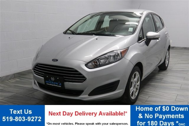 Pre-Owned 2015 Ford Fiesta 'SE' HATCHBACK! BLUETOOTH! POWER PACKAGE! AIR CONDITIONING! INFO CENTER! KEYLESS ENTRY!