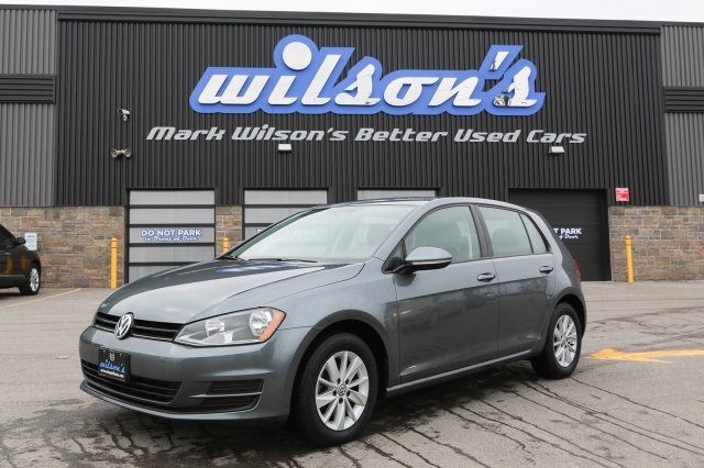 Certified Pre-Owned 2016 Volkswagen Golf Trendline 1.8 TSI BLUETOOTH! REAR CAMERA! TOUCH-SCREEN! HEATED SEATS! CRUISE CONTROL! POWER PACKAGE