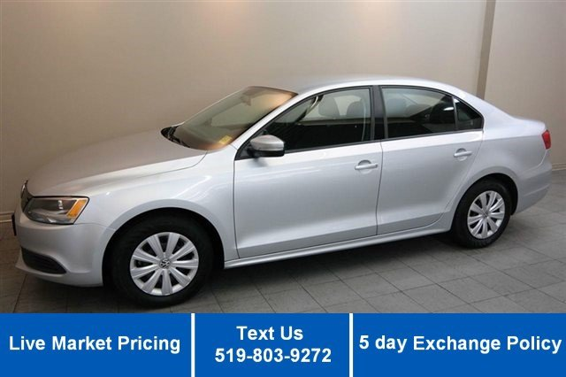 Certified Used Volkswagen Jetta Sedan TRENDLINE w/ HEATED SEATS! POWER PACKAGE! AUTOMATIC!