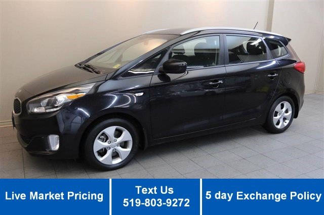 Certified Used Kia Rondo LX w/ 3RD ROW SEATING! HEATED SEATS! POWER PKG!