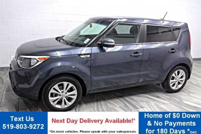 Certified Pre-Owned 2016 Kia Soul EX BLUETOOTH! KEYLESS ENTRY!  CRUISE CONTROL! POWER PACKAGE! ALLOYS!